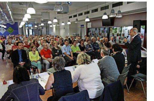 Korntal-West: Angst vor Verkehrschaos