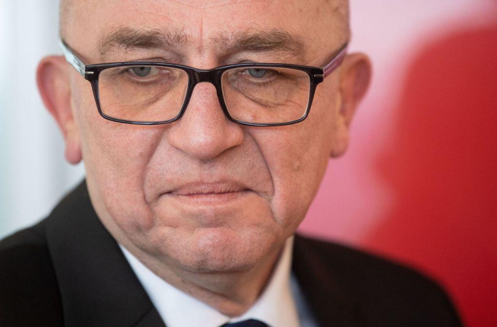 Der ehemalige Leiter der Internationalen Abteilung des Klinikums Stuttgart, Andreas Braun, könnte den Stadträten im Ausschuss zur Akteneinsicht wichtige Hinweise zur Aufklärung geben. Foto: dpa