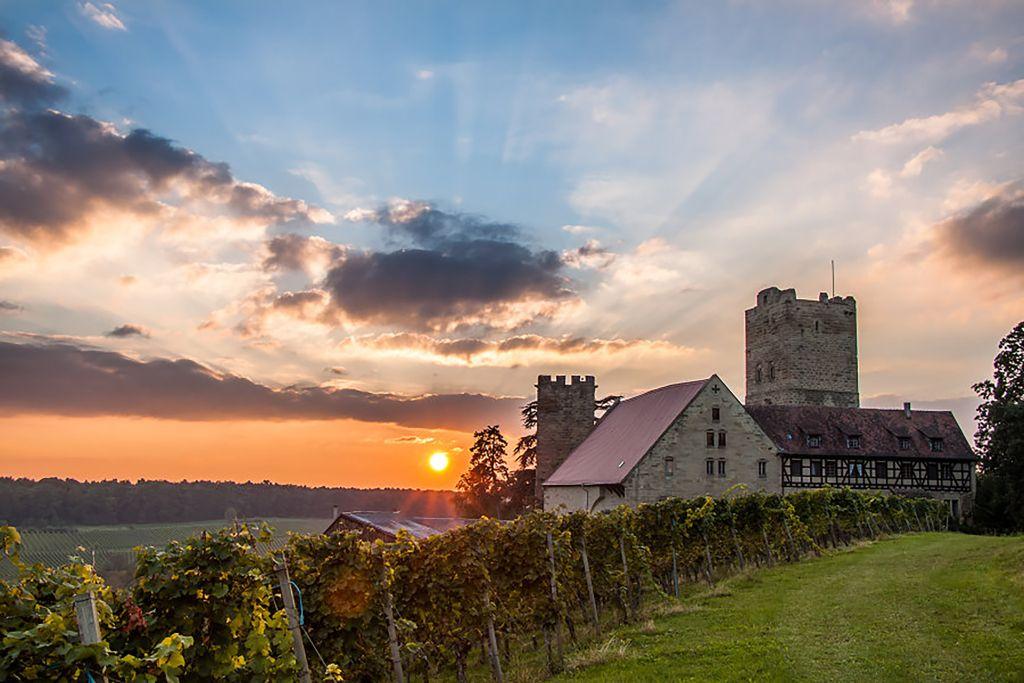 Burg Neippberg  Foto: Kraichgau-Stromberg Tourismus e.V.