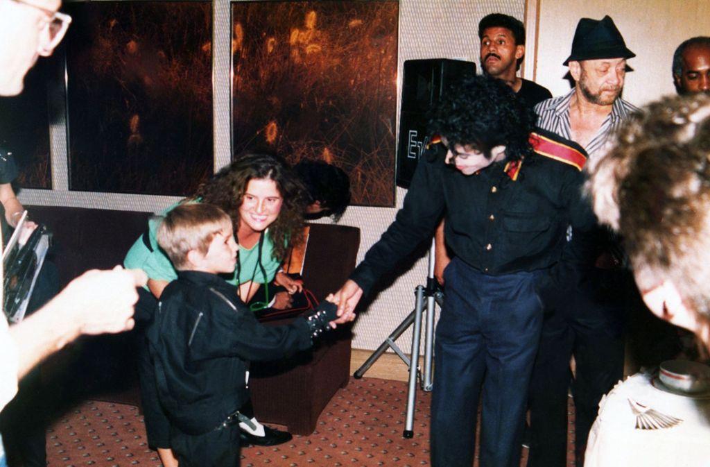 """Der """"King of Pop"""" sah sich bereits zu Lebzeiten immer wieder dem Vorwurf des Kindesmissbrauchs ausgesetzt. Foto: HBO"""