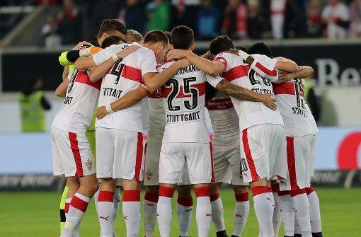 VfB Stuttgart ohne Ginczek beim Pokalspiel