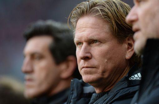 Verein trennt sich von Trainer Markus Gisdol