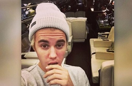 Justin Bieber schenkt sich einen Jet