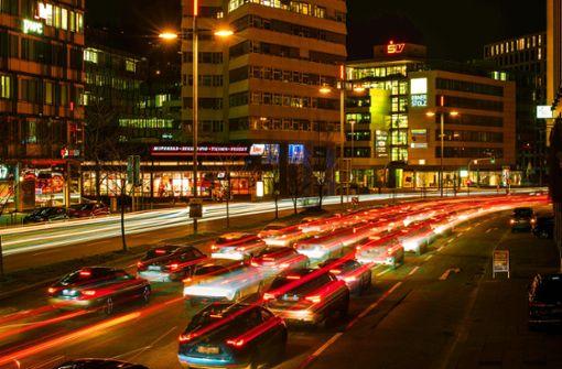 Grün-Schwarz beim Verkehr auf Streitkurs