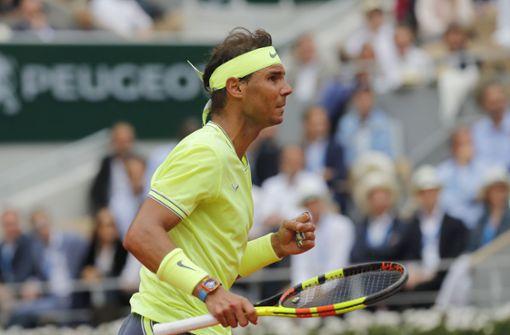 Zwölfter French-Open-Titel für Nadal