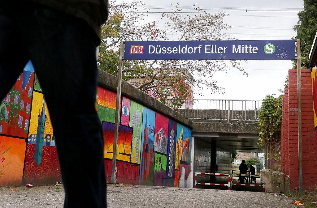 Polizei fasst Gewalttäter nach brutaler Prügelattacke in Düsseldorfer S-Bahnhof
