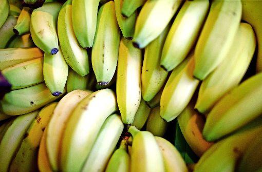 Angst um die Banane