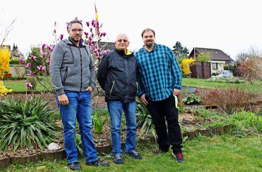 Familien vor: Nachwuchs im  Gartenverein gesucht
