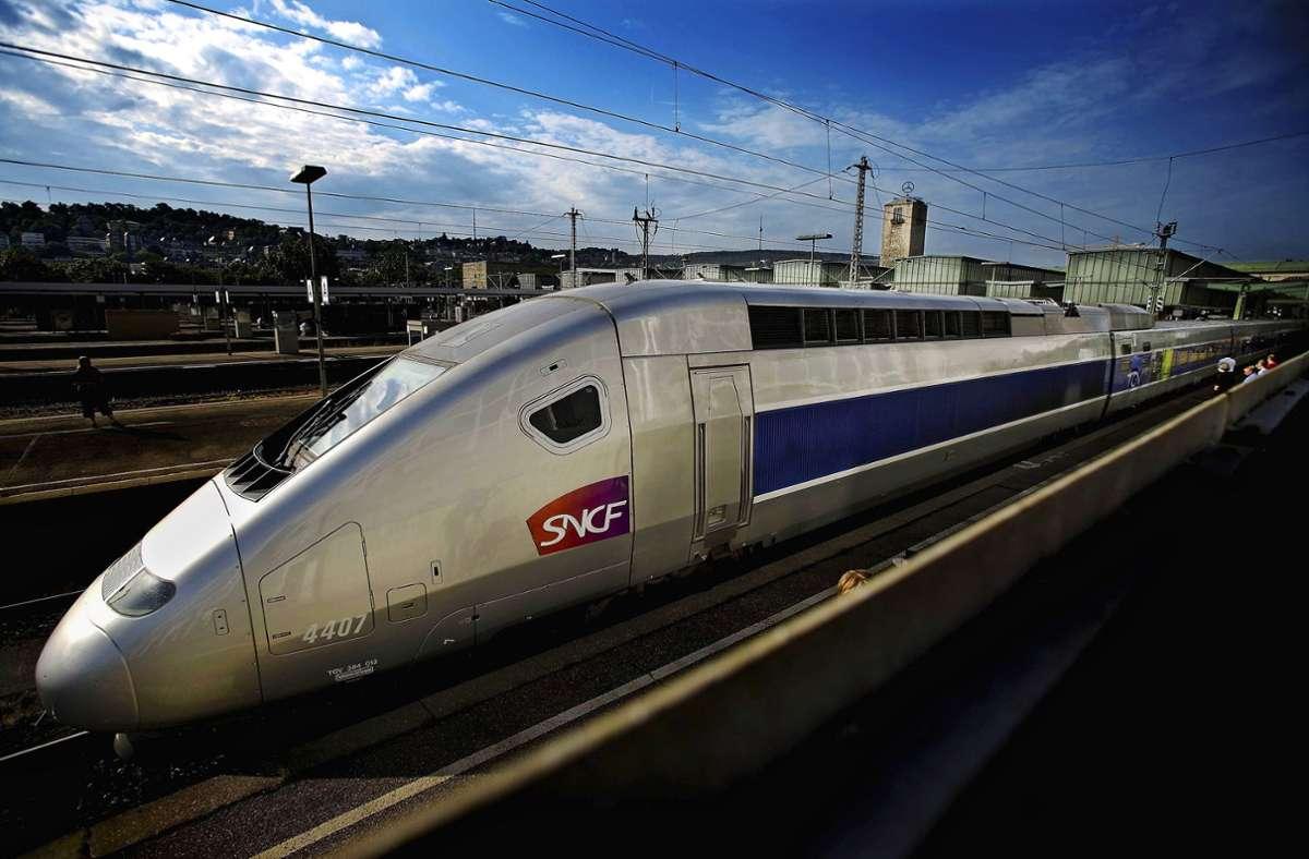 Mit dem Zug ist man von Stuttgart innerhalb weniger Stunden am Meer. Foto: Gottfried Stoppel