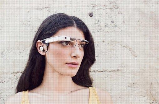 Optimierte Datenbrille jetzt auch für Brillenträger