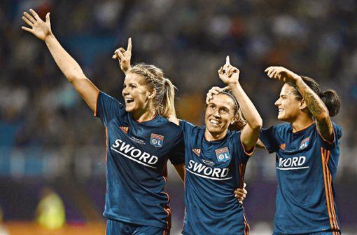 Frauenfußball boomt – nur nicht in Deutschland
