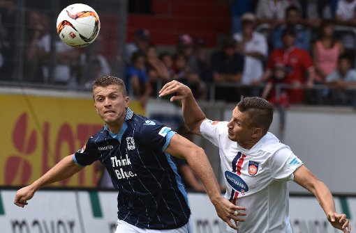 Heidenheim gewinnt Auftakt gegen 1860 München