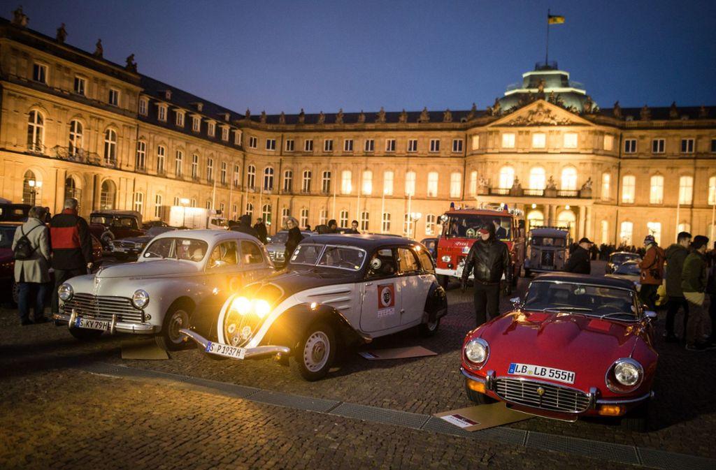 Historische Rennwagen, Vorkriegsautos und sogar ein Löschfahrzeug rollen bei der Langen Nacht der Museen an. Fünf der Teilnehmer stellen wir in unserer Bildergalerie vor. Foto: Lichtgut