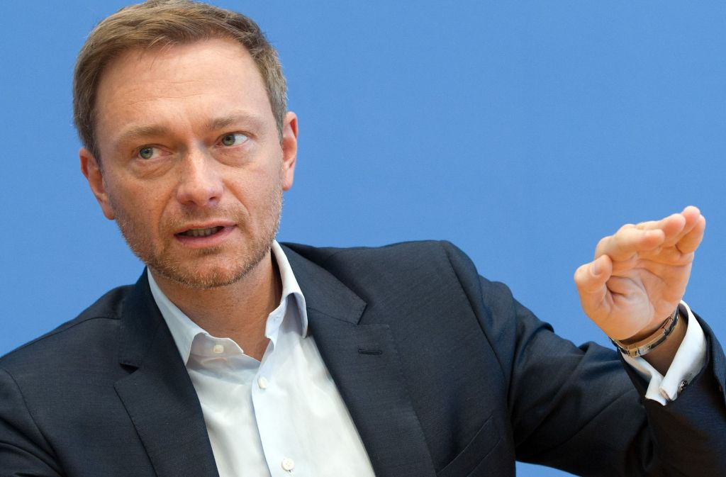 FDP-Chef Lindner will einen Neustart in den Beziehungen mit Russland. Foto: dpa