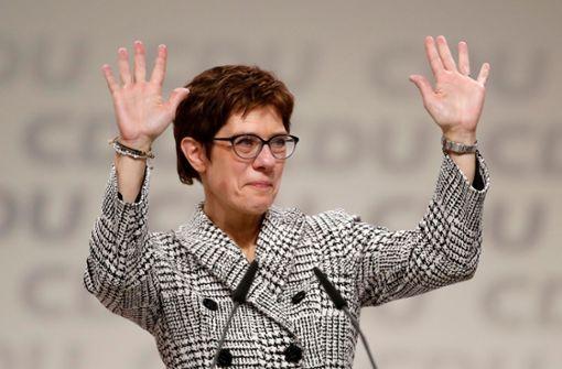 Die halbe CDU erobert
