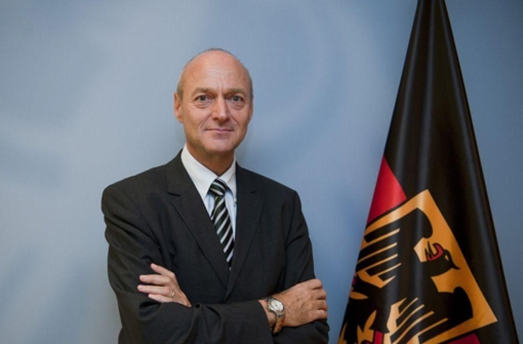 Er setzt auf Aufklärung: BND-Chef Gerhard Schindler Foto: dpa