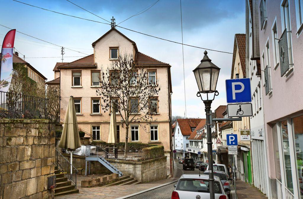 Das  Hölderlinhaus soll ein Teil eines neuen Bildungszentrums werden. Foto: Horst Rudel