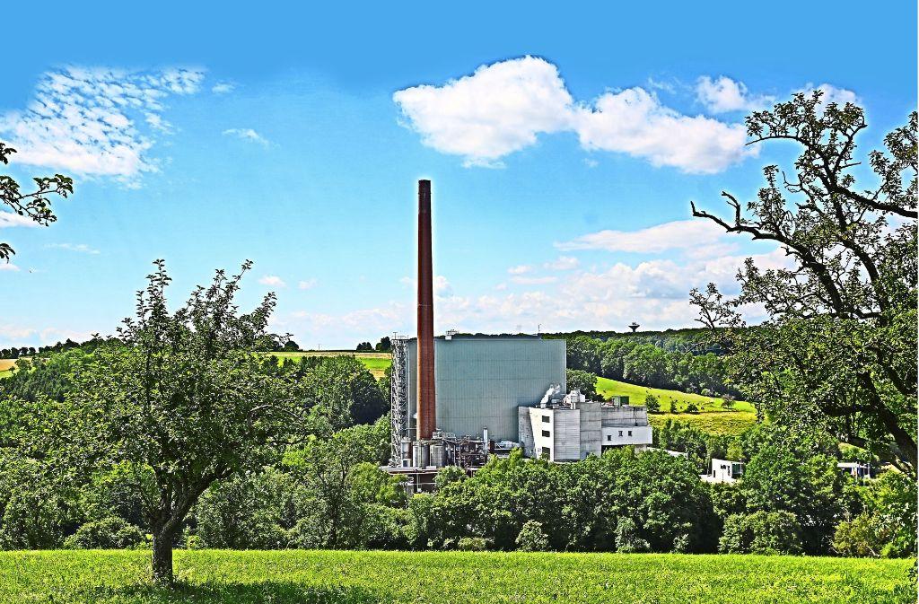Nicht nur im Göppinger Müllheizkraftwerk geht es zurzeit heiß her. Foto: Rudel/Archiv