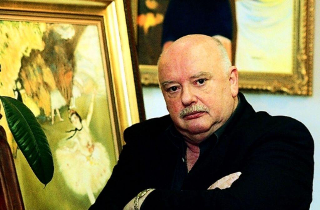 Konrad Kujau gilt als König der Fälscher Foto: Steinert
