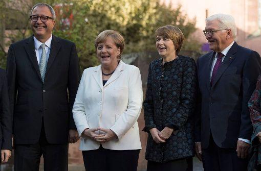 """""""Vieles in der Deutschen Einheit ist uns geglückt"""""""
