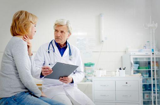 Wie Ärzte richtig mit Patienten sprechen