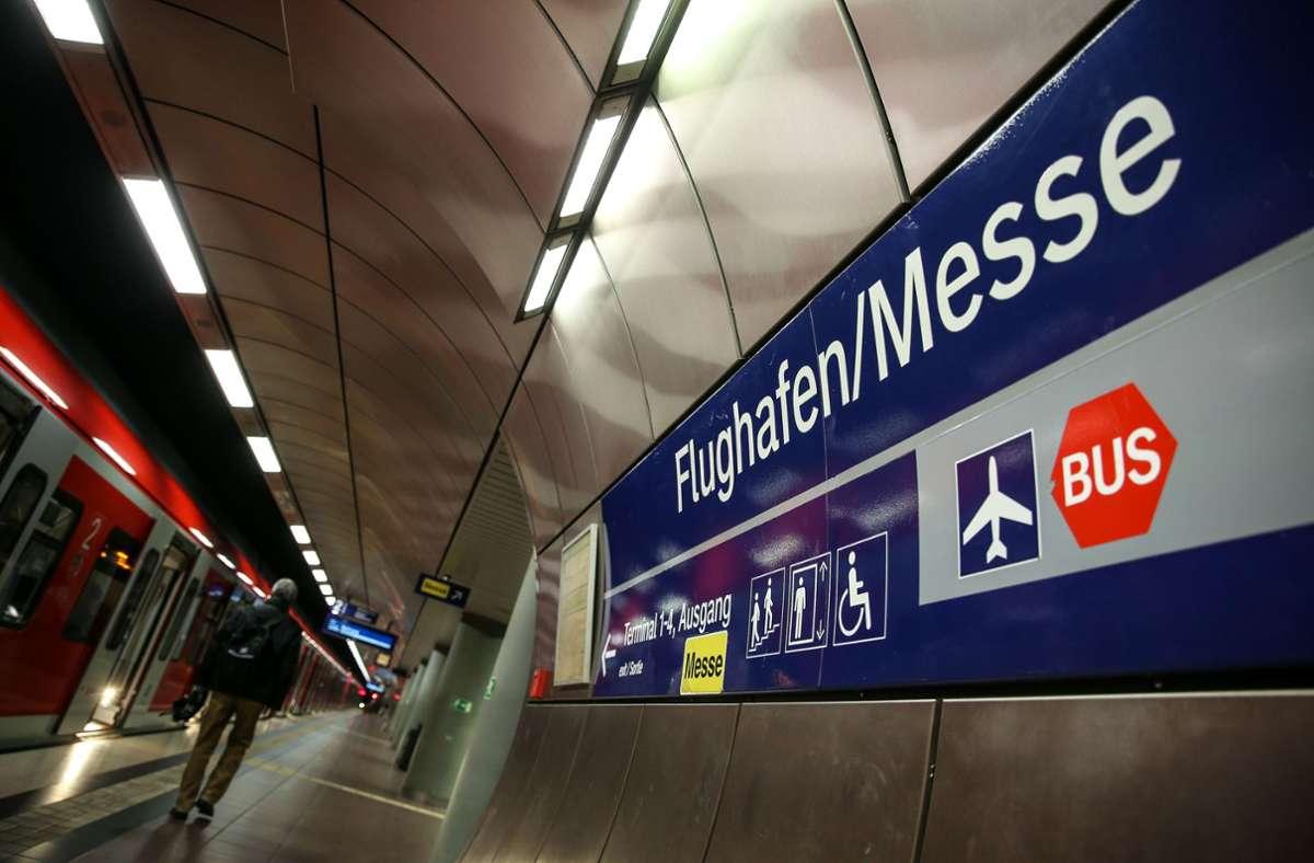 Mit S21 auf den Fildern erhofft man sich bessere S-Bahn-Taktzeiten. Foto: dpa/Marijan Murat
