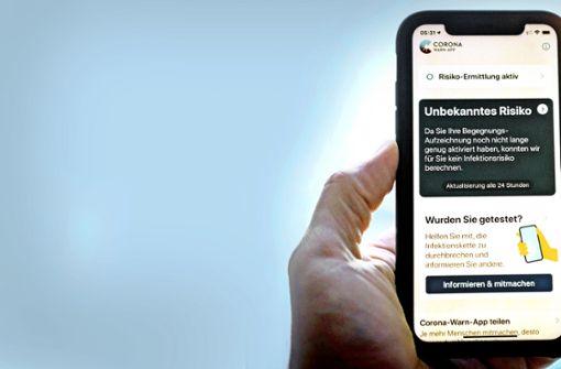 Die Corona-App wird noch wichtiger