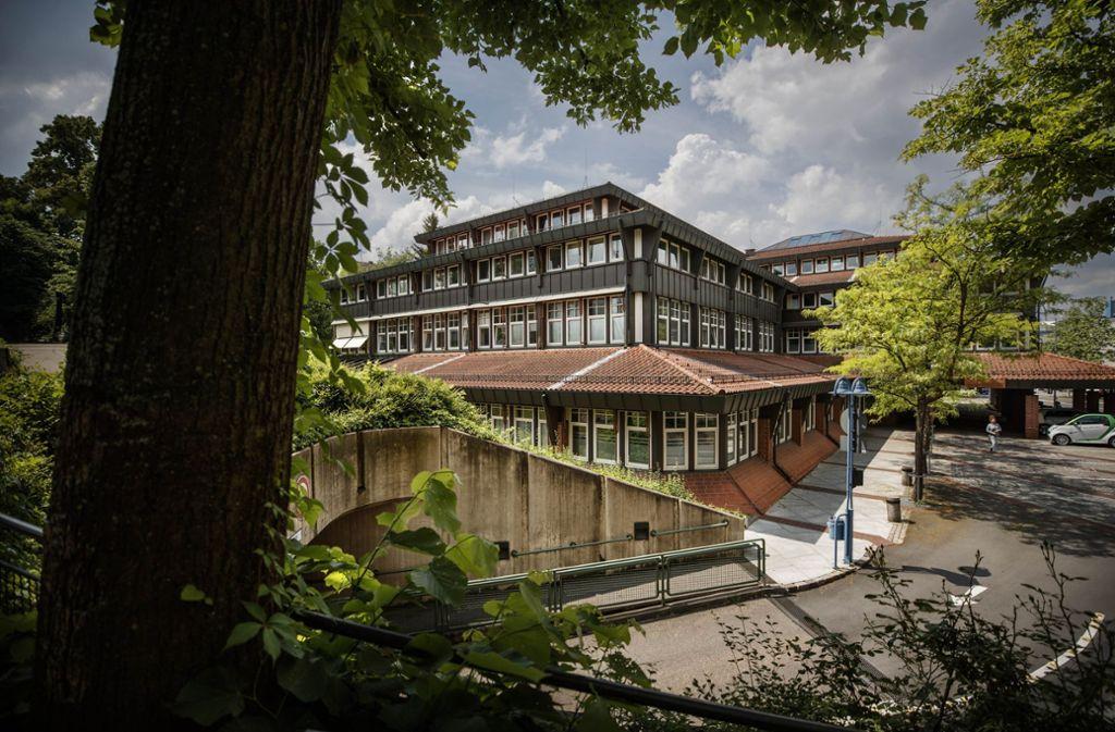 Im Waiblinger Landratsamt gibt es keine modernen Arbeitsplätze moniert der Personalrat. Foto: Gottfried Stoppel