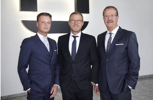 Hemdenhersteller Olymp verstärkt Geschäftsführung