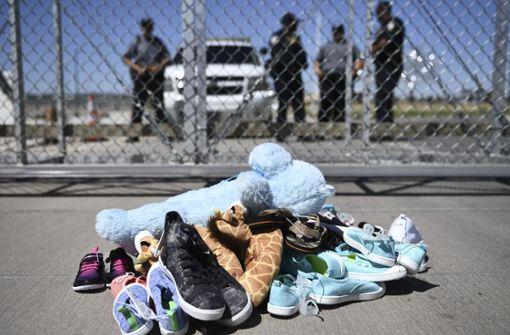 US-Armee soll 20.000 Migrantenkinder unterbringen