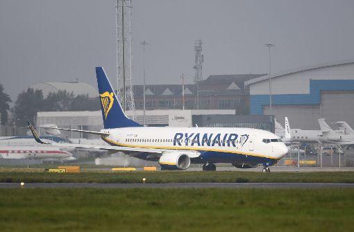 Ryanair-Piloten sollen Urlaub aufschieben