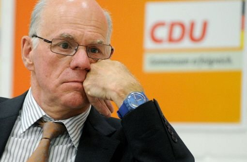 Lammert gibt Uni Düsseldorf einen Korb