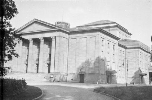August 1942: Spielzeiteröffnung im unzerstörten Kleinen Haus
