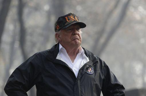 Trump denkt über Absage von Treffen mit Putin nach