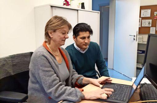 Jobcoaching hilft Flüchtlingen, ihren Beruf zu finden