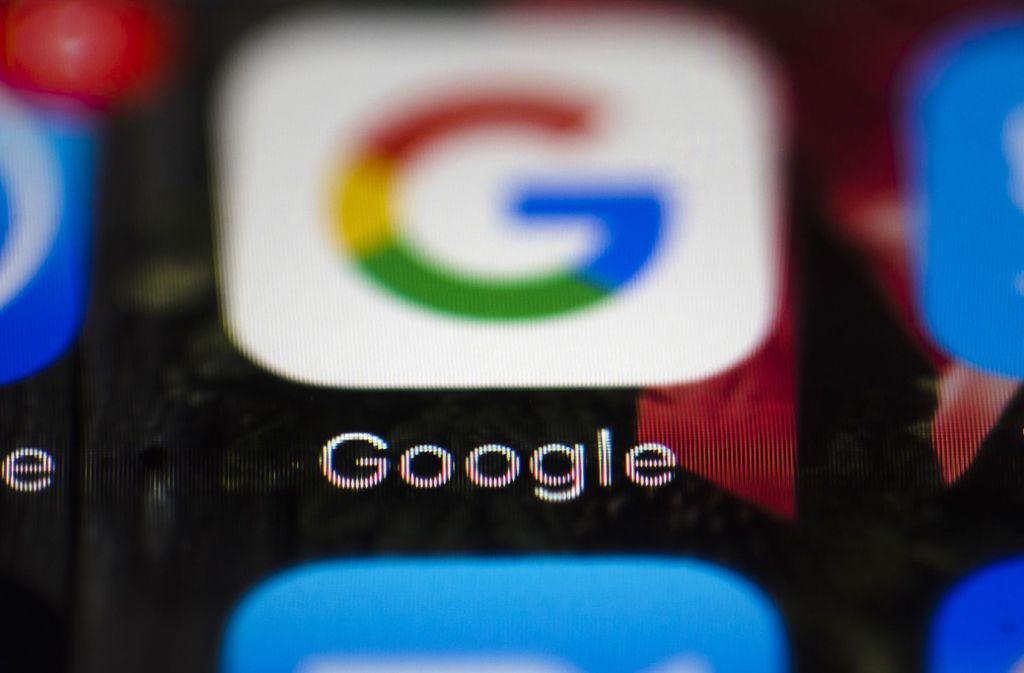 Auch Google  will gegen extremistische Inhalte vorgehen. (Symbolfoto) Foto: AP