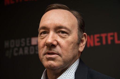Klage gegen Kevin Spacey zurückgezogen