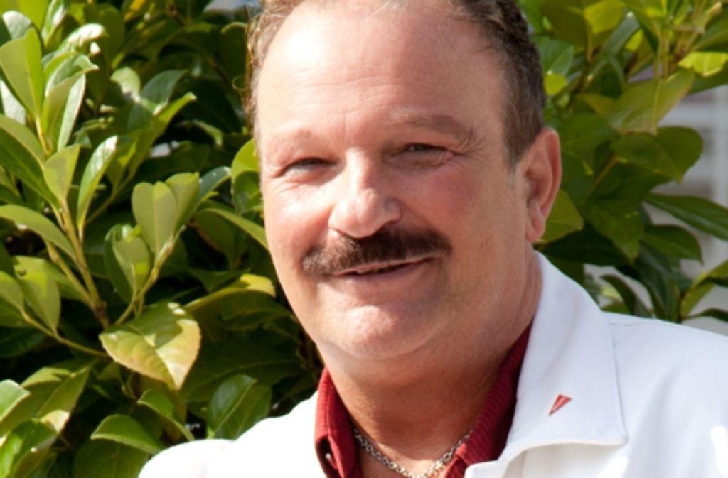 Der Linke Christian Stähle will Bürgermeister von Bad Ditzenbach werden. Im Göppinger Gemeinderat dürften ihm manche die Daumen drücken. Foto: privat