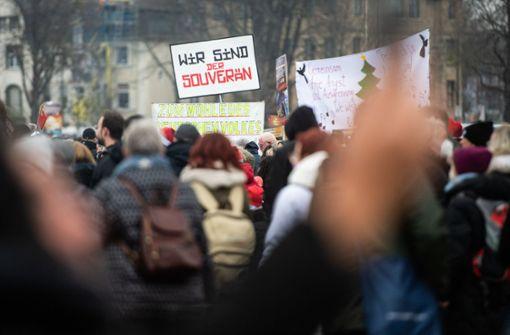 Freiburg verbietet Querdenken-Demo – zu viele Teilnehmer erwartet