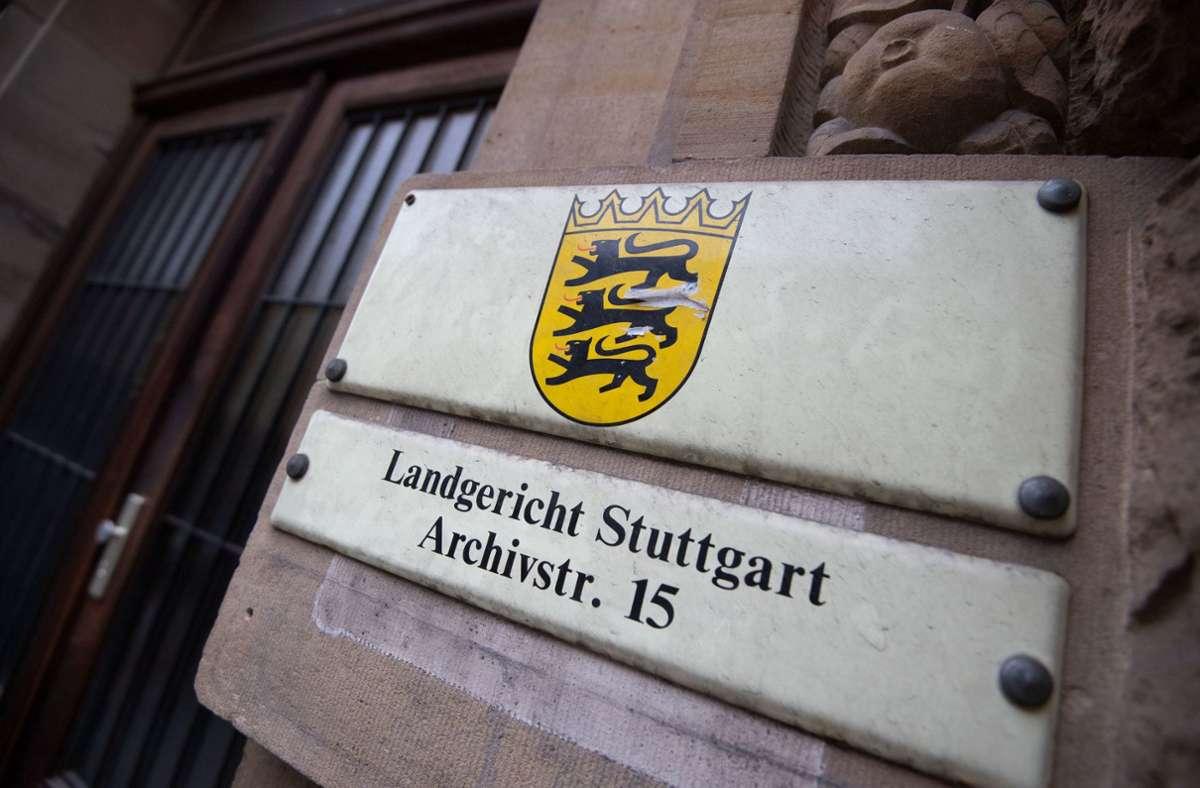 Wegen Totschlags wurde ein 52-Jähriger vor dem Landgericht Stuttgart zu einer Haftstrafe verurteilt. (Archivbild) Foto: dpa/Marijan Murat