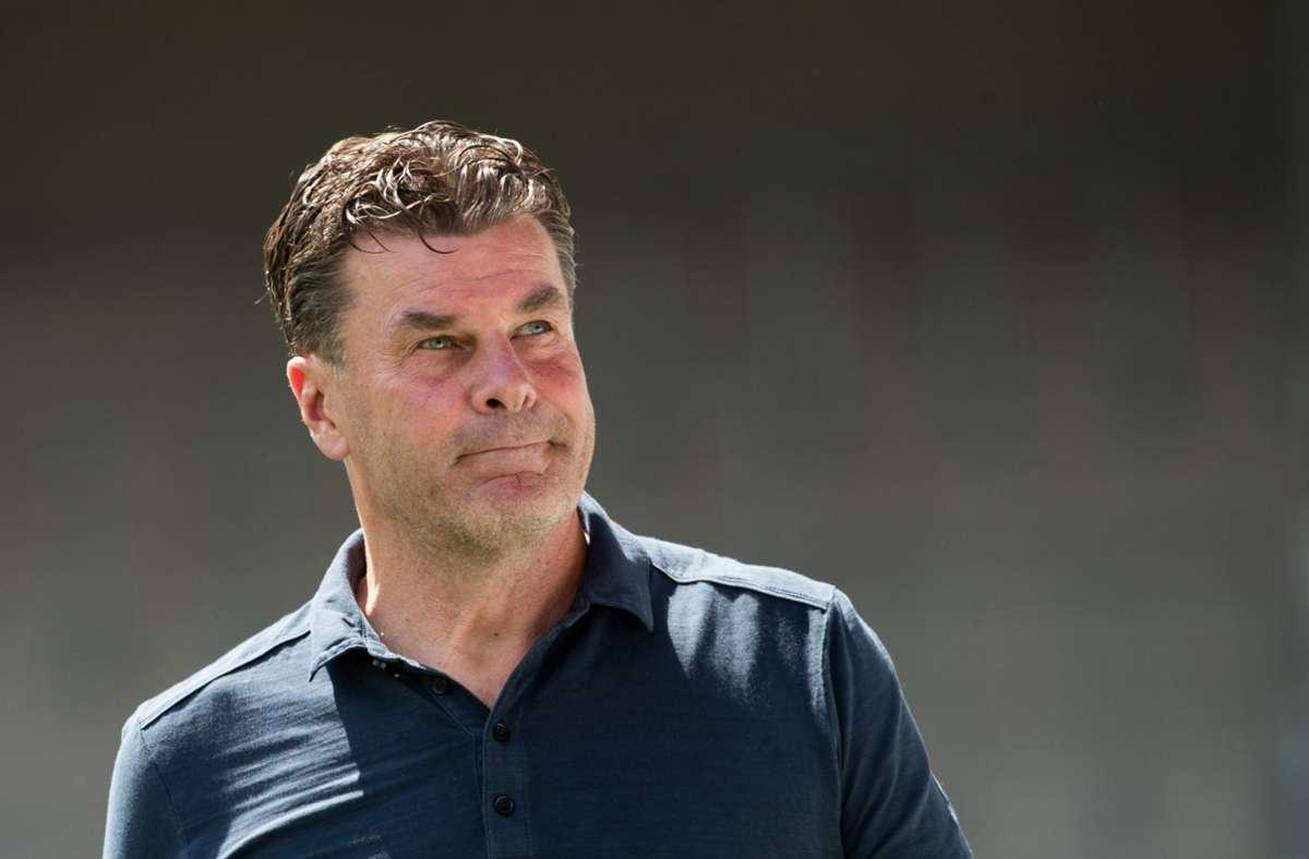 Dieter Heckin wird Medienberichten zufolge Sportvorstand beim 1. FC Nürnberg. (Archivbild) Foto: dpa/Tom Weller