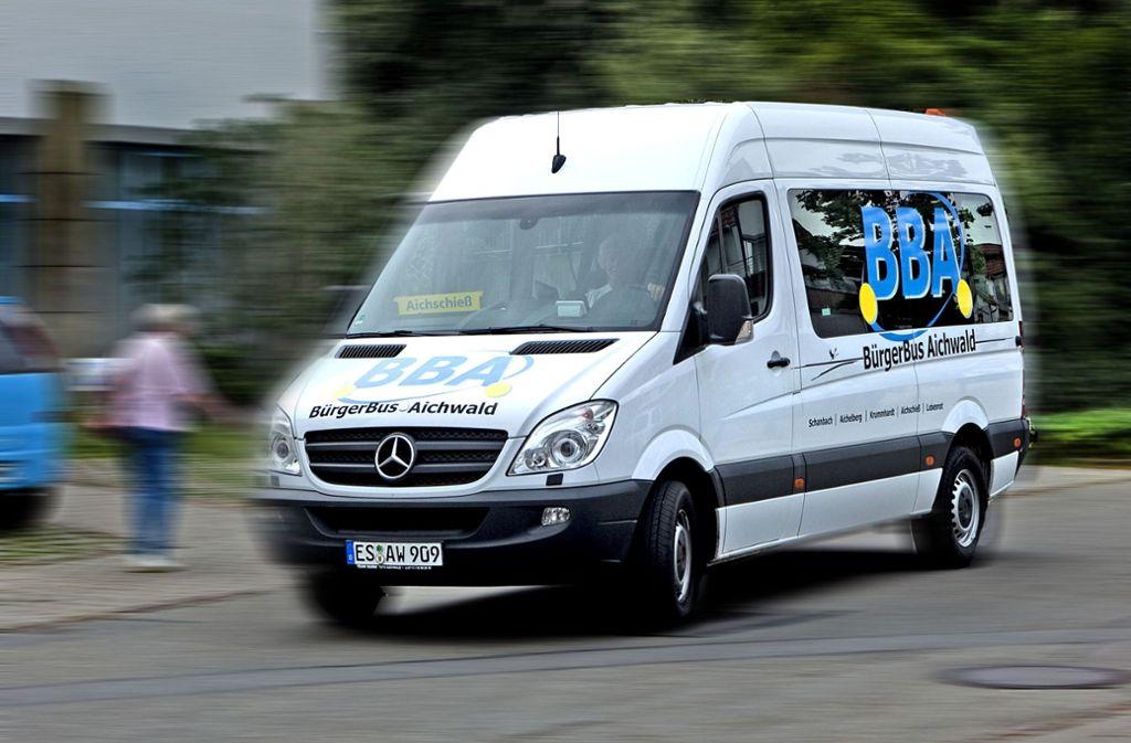 Esslingen könnten den Aichwalder Bücherbus ausleihen. Foto: Pressefoto Horst Rudel