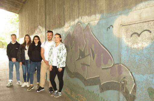 Die Jugendgemeinderäte radeln zu ihren Erfolgen
