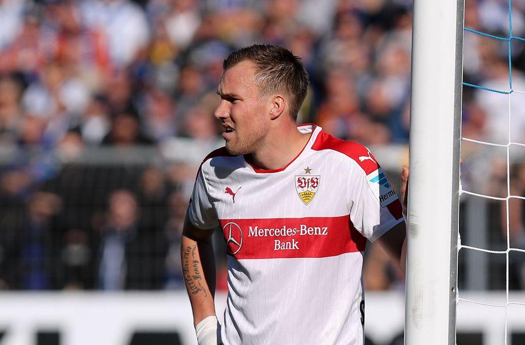 Kevin Großkreutz bekennt sich zum VfB. Foto: