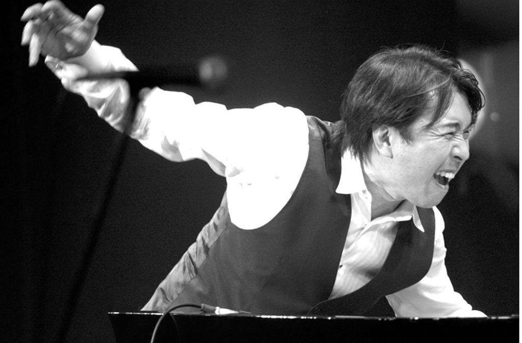 Der Pianist Makoto Ozone Foto: Veranstalter