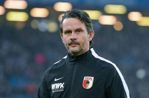 Trainer Dirk Schuster entlassen