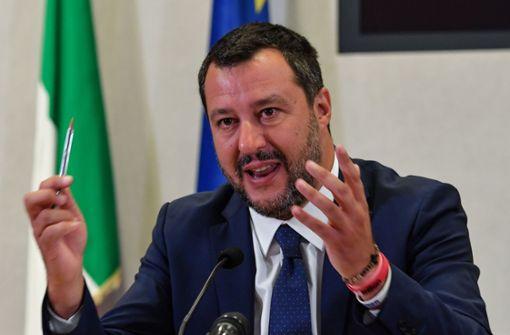 Senat hebt Matteo Salvinis Immunität auf