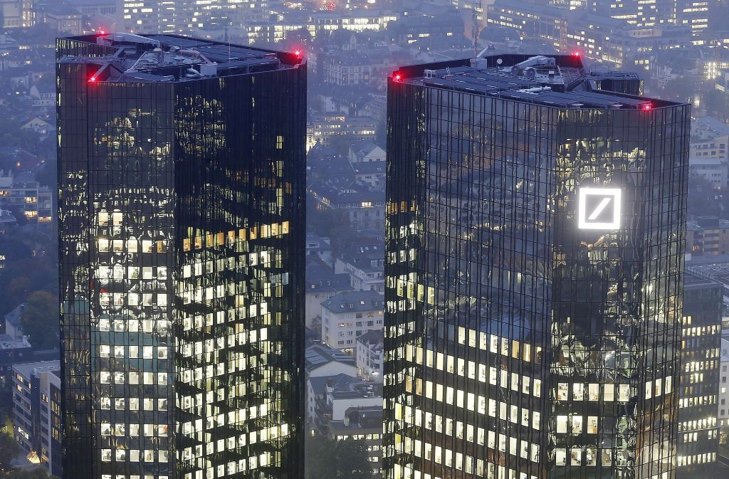 Deutsche Bank Rechtsstreitigkeiten
