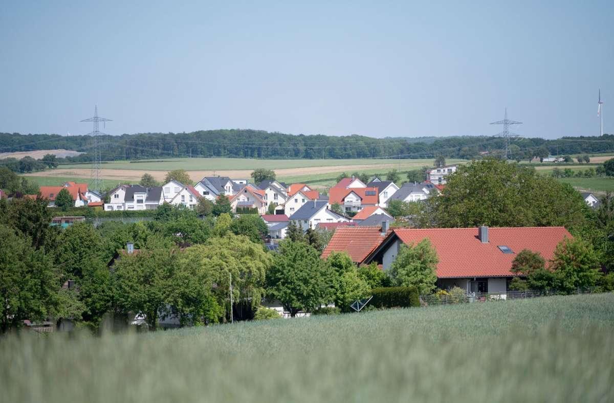 Blick auf die Gemeinde Kupferzell (Archivbild). Foto: dpa/Marijan Murat