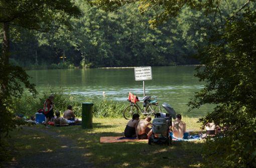 Zugang zu Seen wird beschränkt
